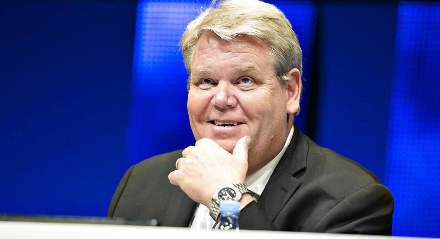Vindmølleproducenten Vestas bestyrelsesformand Bert Nordberg..