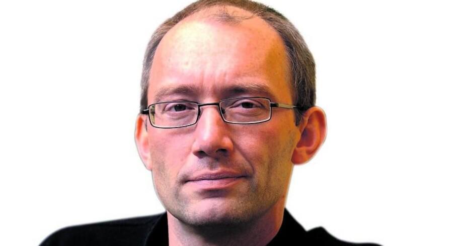 Niels Krause-Kjær, Journalist og forfatter.