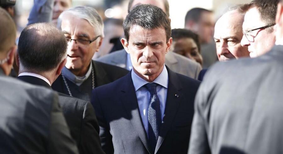 Premierminister Manuel Valls.
