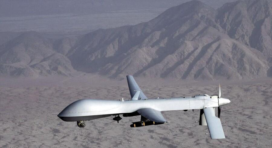Tophemmelige efterretningsdokumenter afslører ifølge mediet The Intercept detaljer om USAs droneoperationer i blandt andet Yemen, Somalia og Afghanistan.