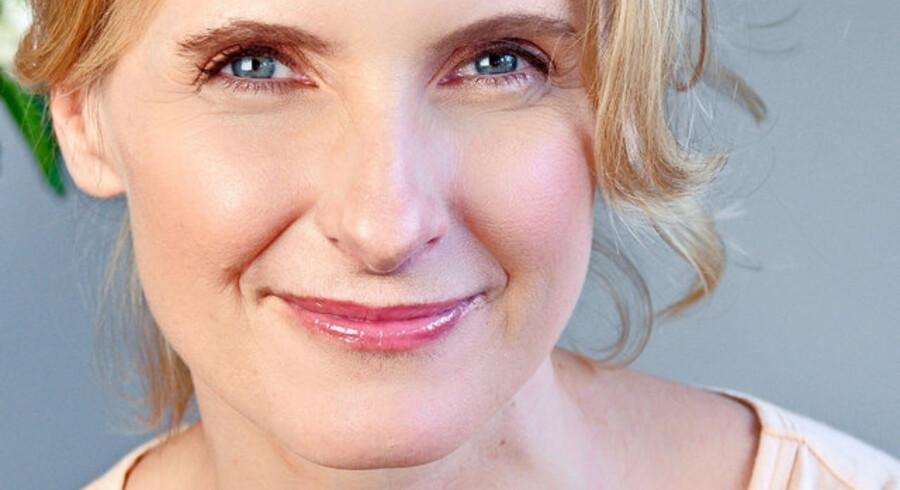 At være kreativ er mest af alt en livsytring, mener Elisabeth Gilbert. Foto: Jennifer Schatten/The Penguin Group.