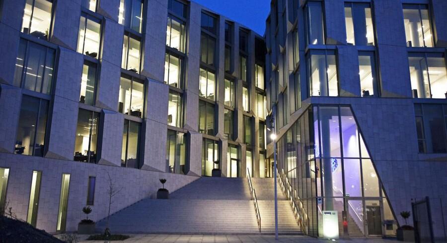 ARKIVFOTO. Ernst & Young (EY) og KPMG fusionerer i Danmark