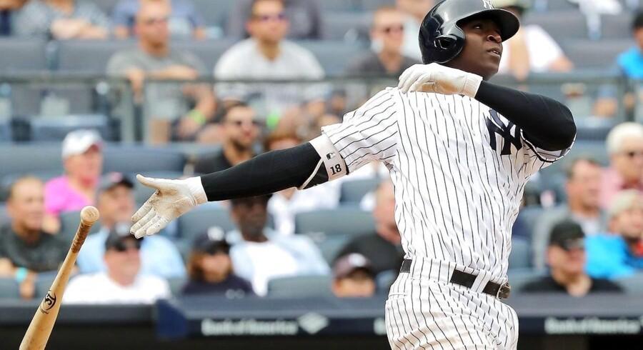 Spillere forlanger mere beskyttelse af de amerikanske baseballtilskuere efter en chokerende hændelse.