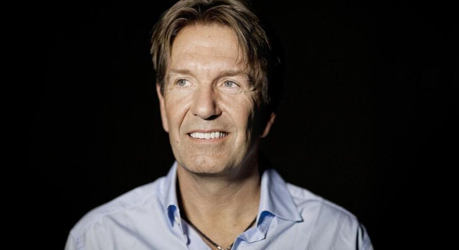 Erik Damgaard er storaktionær i den nynoterede softwarevirksomhed NPinvestor, som sælger adgang til hans børsrobot, Straticator. Arkivfoto: Betina Garcia
