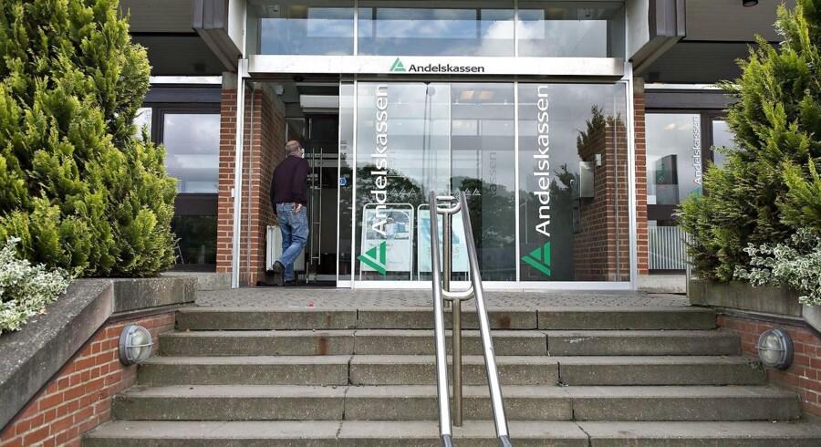 Arkivfoto: Danske Andelskassers Bank har besluttet at udnytte sin bemyndigelse til at forhøje selskabets aktiekapital uden fortegningsret for bankens eksisterende aktionærer.