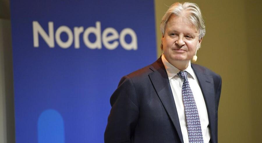 Casper von Koskull, CEO ved Nordea Bank