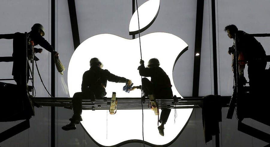 Apple åbner kæmpe datacenter nær Viborg. Og nu skal iPhone også kunne tale og forstå dansk.