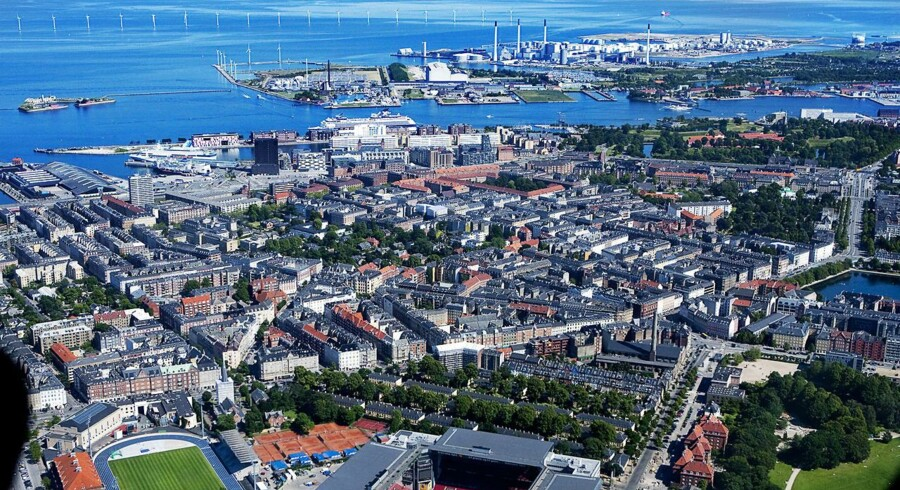 Den danske hovedstadsregion behøver ikke mere at bukke sig i skam over foran europæiske regioner, når det kommer til iværksættermiljø.