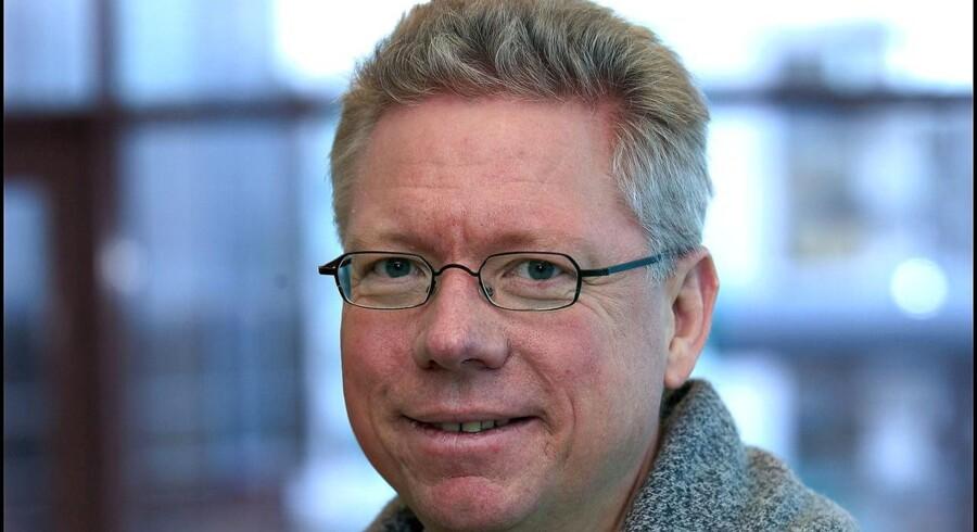 Per Tejs Knudsen og Cbrain skal sikre, at Skat får styr på butikken, når det gælder udbytteskat.