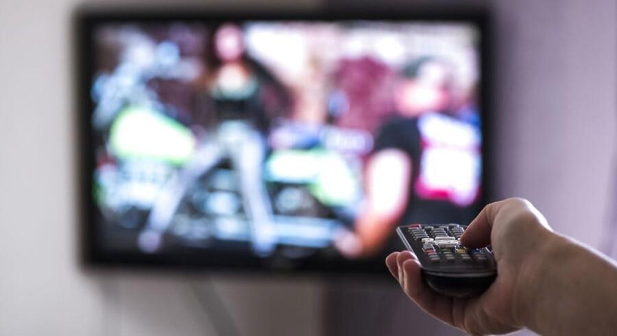 En fjerdedel af alle danske husstande har indtil denne uge været bundet til de TV-aftaler, som deres boligforening eller udlejer har indgået. Nu får de fleste frit valg her og nu, andre følger senere. Foto: Iris/Scanpix