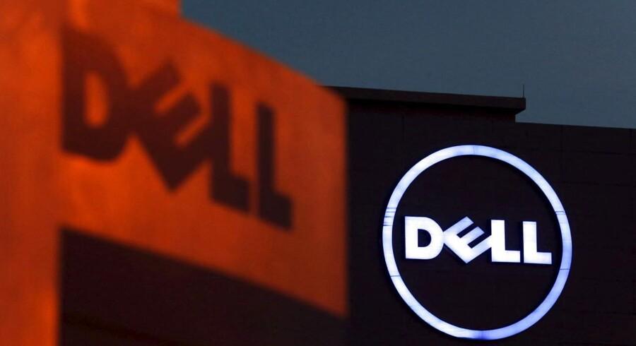 Et ægteskab er på vej mellem Dell og EMC.