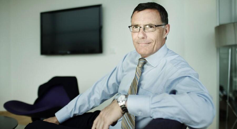 Sten Scheibye, formand for Novo Nordisk Fonden, gør klar til at skrue voldsomt op for donationer til forskning.