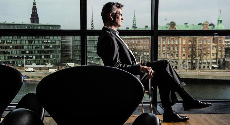 Allan Polack, administrerende direktør i PFA.