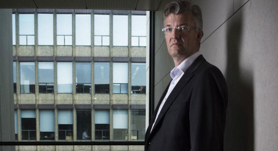 Efter et nyt benchmark fra Finanstilsynet i september sidste år øgede vi hensættelserne med 1,6 mia. kr. Når der kommer en opdatering om et par måneder, må vi vurdere, hvordan det ser ud, og om der er et behov for yderligere hensættelser, sagde PFA administrerende direktør, Allan Polack.