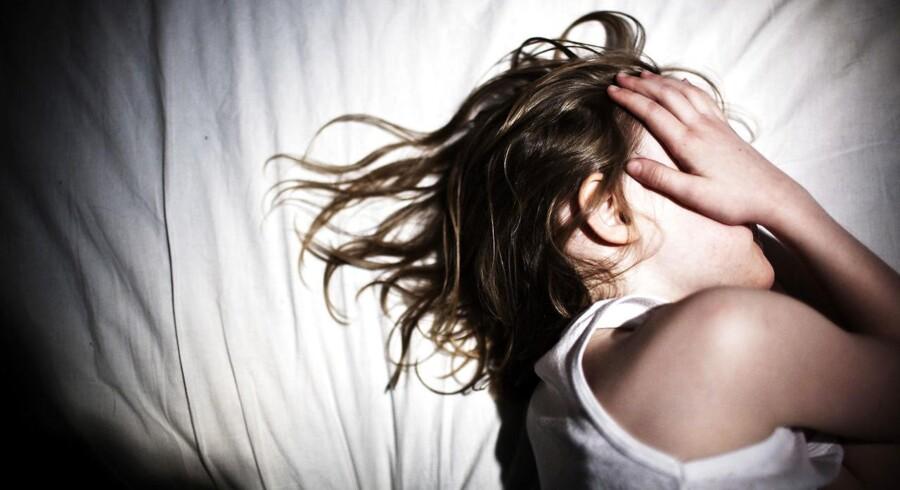 Arkivfoto: Vold på døgninstitutíoner er et stigende problem.
