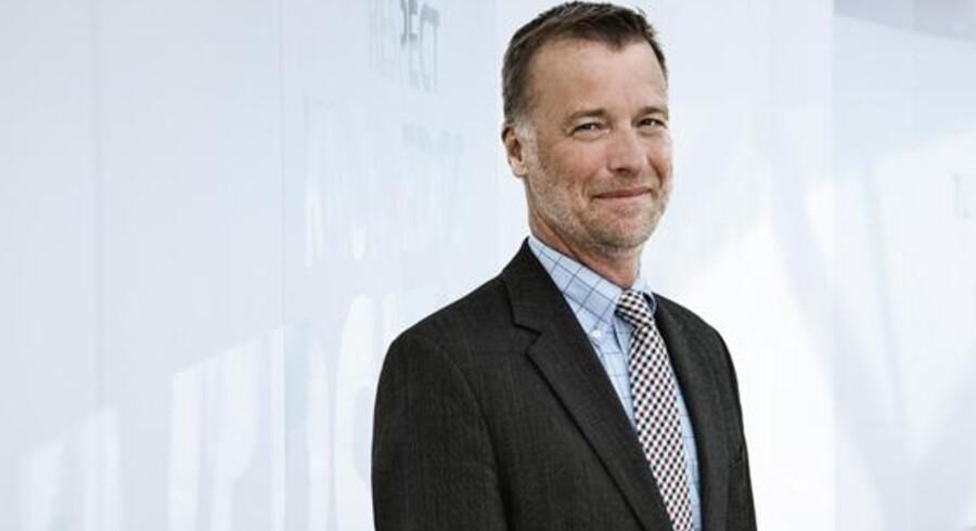 Efter 20 år i Novo Nordisk har selskabets europæiske direktør, Jerzy Gruhn, valgt at forlade den danske diabeteskæmpe. Foto: Novo