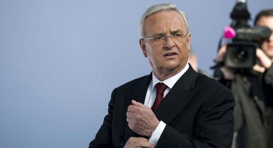 Nu forhenværende VW-topchef, Martin Winterkorn, modtager en pension på 32 mio. euro, hvilket svarer til 213,4 mio. kroner. Intet i årsrapporten tyder på, at den kan berøres til trods for den skandaleramte exit.