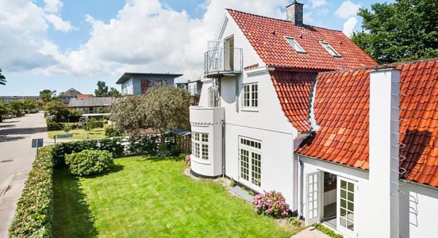 Bestsellerforfatteren Jussi Adler-Olsen sælger ud af sine boliger i disse dage. Foto: EDC, Poul Erik Bech.