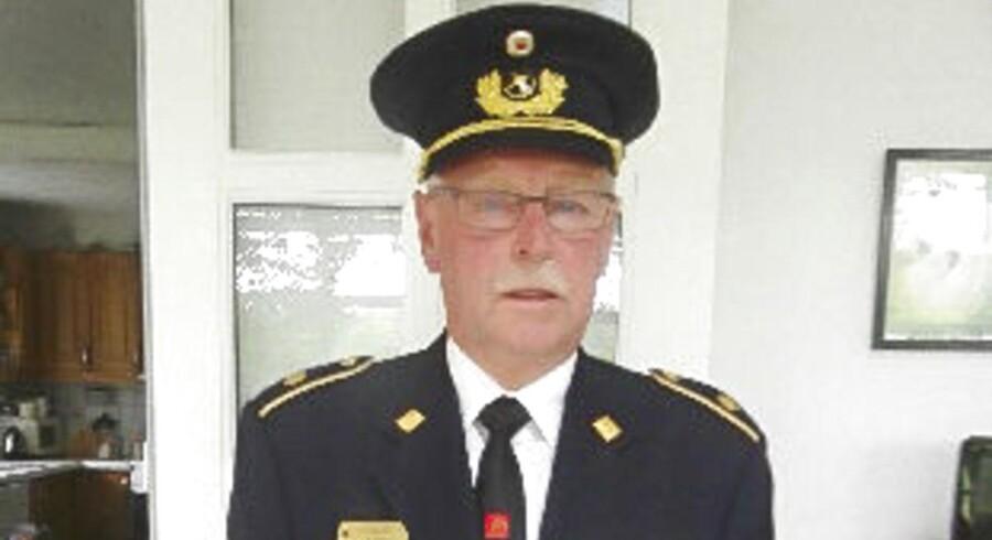 Frey Pedersen, privatfoto.