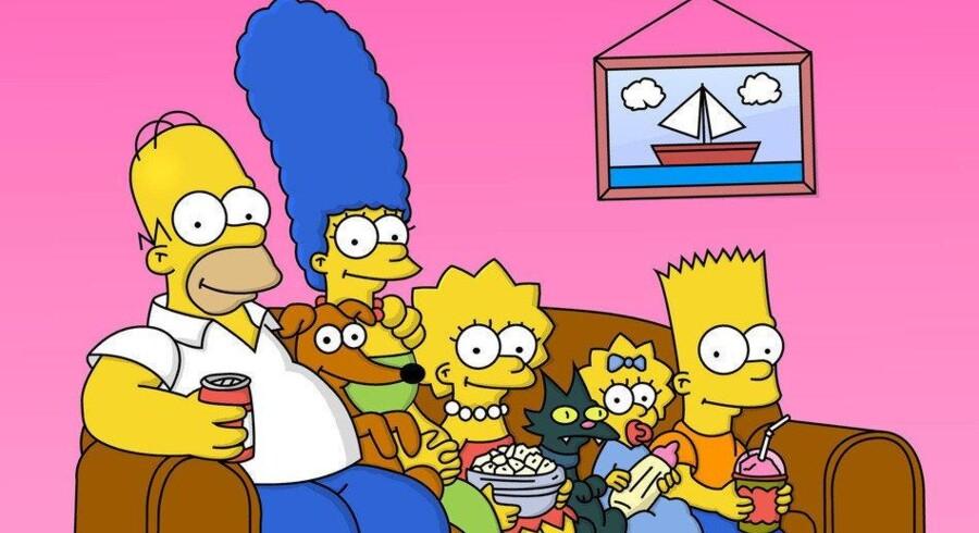 Familien Simpson har siden 1989 leveret underholdning og skarp satire til hele verden. Til marts åbner de første Simpsons-butikker– ikke i New York og Los Angeles, men i Beijing og Shanghai.