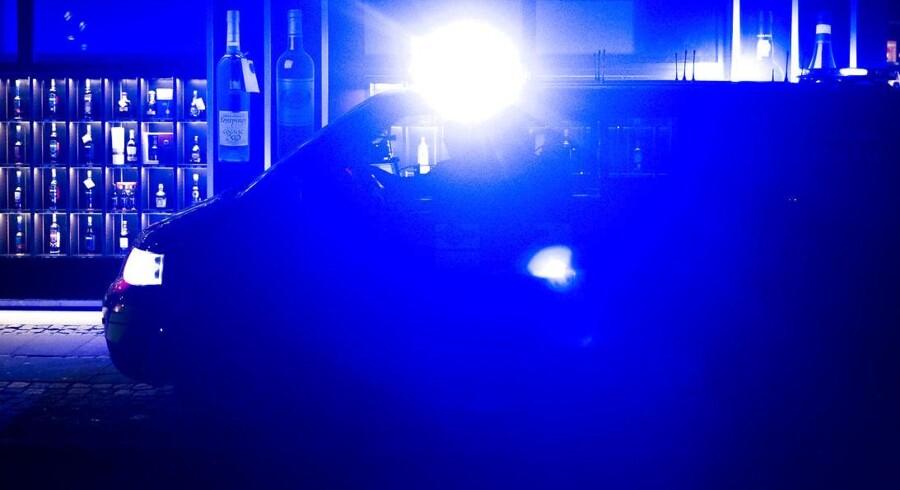 Petersmindeskolen i Vejle er blevet evakueret, grundet en brand på skolens bibliotek.