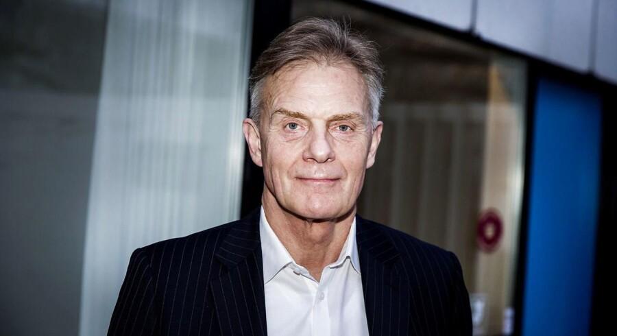Den tidligere ambassadør i Kina, Friis Arne Petersen, til afhøring i Tibet-kommissionen.