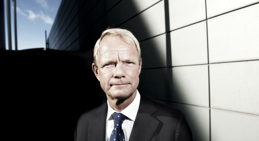 Lundbecks aktie er steget med over 50 pct., siden Kåre Schultz blev præsenteret som topchef i begyndelsen af maj. Markedet har tårnhøje forventninger til den 54-årige topchef.