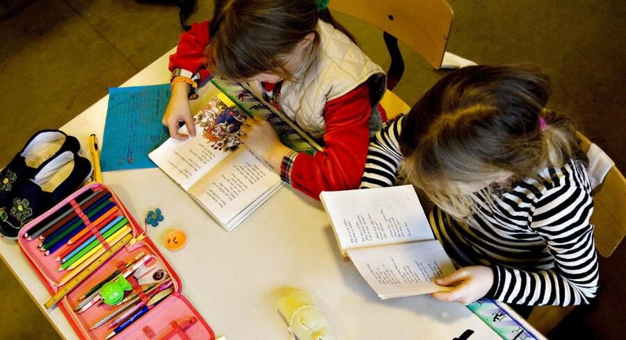 De danske elevers skoledag er nu længere end i mange andre lande.