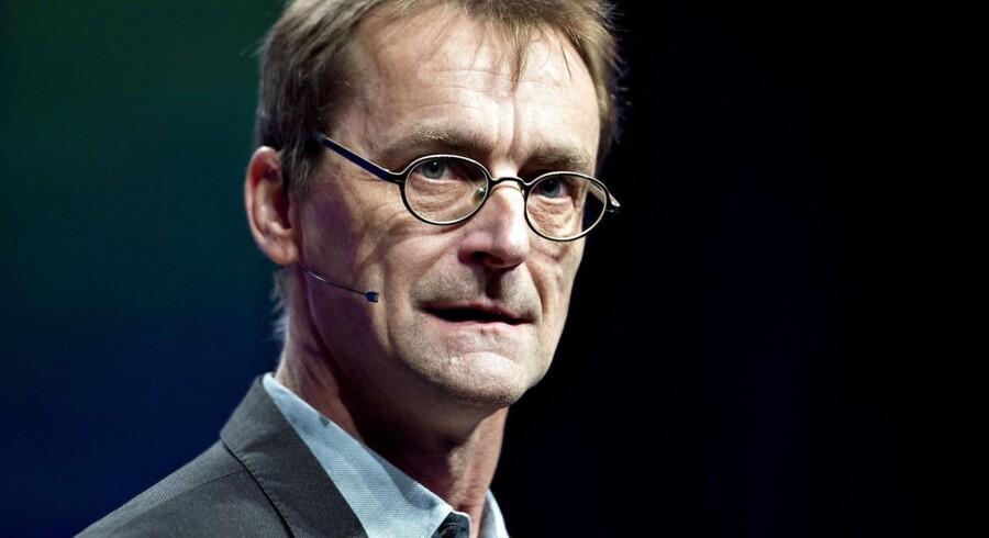 ARKIVFOTO 2010 af Torben M. Andersen- - Se RB 14/5 2014 12.37. Torben M. Andersen skal stå i spidsen for ny kommission, der skal gøre pensionssystemet mere gennemskueligt. (Foto: Henning Bagger/Scanpix 2014)
