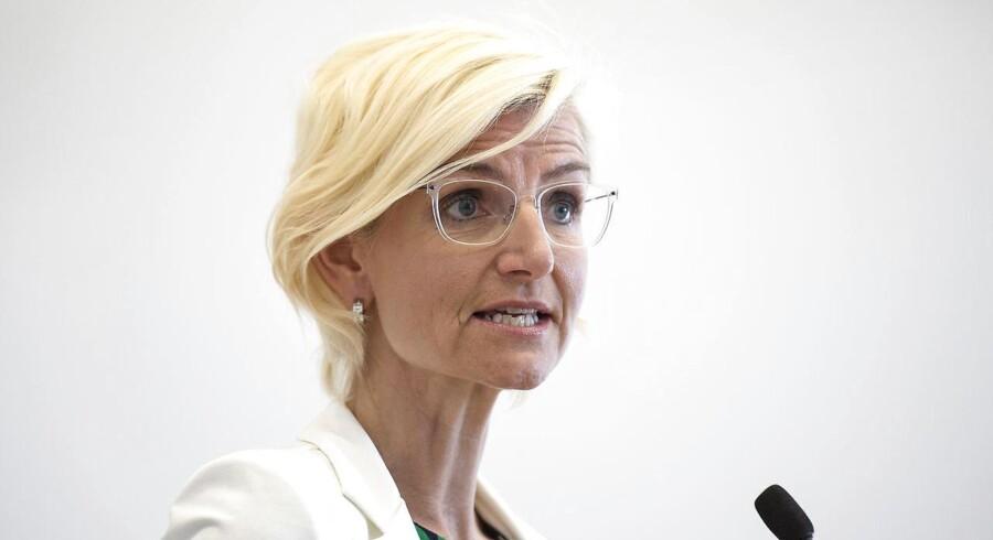 Uddannelses- og forskningsminister Ulla Tørnæs.