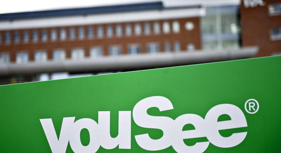 Det TDC-ejede YouSee, som er Danmarks største kabel-TV-selskab, skal åbne sit net endnu mere for konkurrenterne. Foto: Torkil Adsersen, Scanpix
