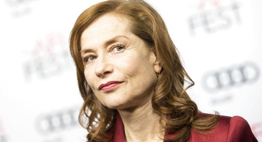 Isabelle Huppert beviser i »Dagen i morgen« at hun er en af sin generations store skuespillerinder.
