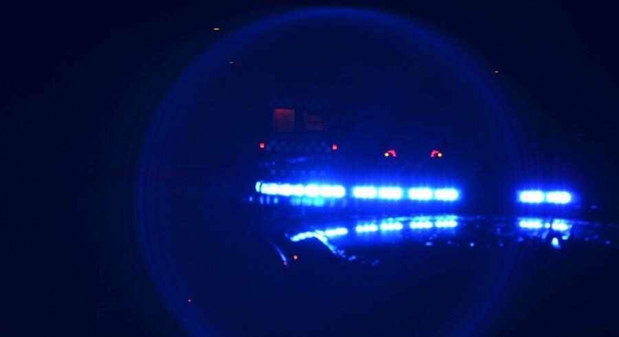 Overfaldet fandt sted omkring klokken 13.45 på Klosterplads nær Svendborg Banegård. Kort tid efter blev offeret erklæret død af en ambulancelæge, oplyser Fyns Politi. Free/Colourbox
