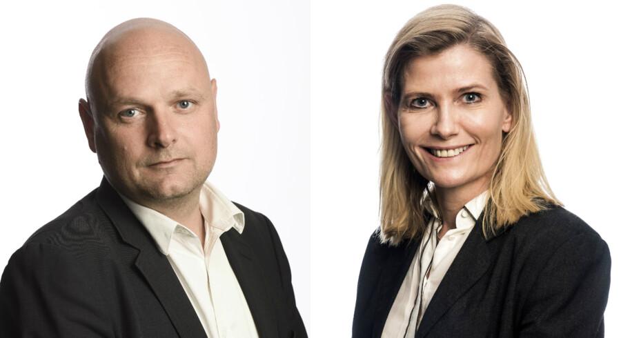 Jakob Weiss og Anna Libak tager plads i chefredaktionen indtil videre.