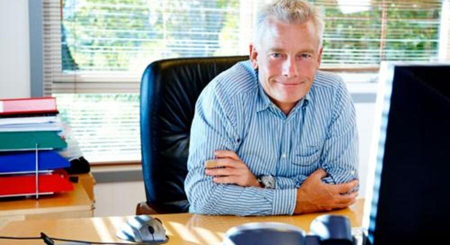 Ejer og adm. direktør Jesper Rungsholm i Danish Air Transport (DAT).