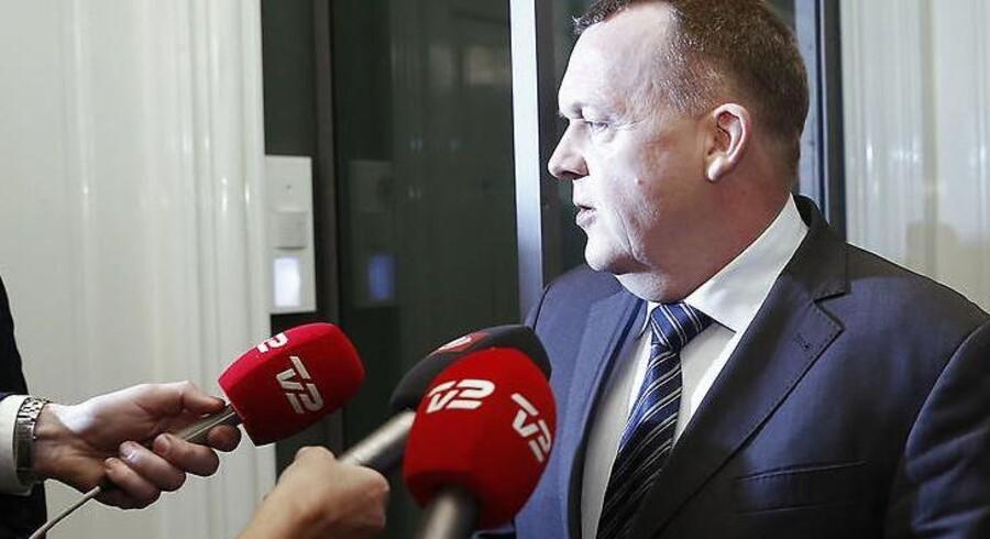 Statsminister Lars Løkke Rasmussen har afsluttet møde med lederne af partierne i blå blok. Torsdag vil han indlede møderække om tillægsaftale til landbrugspakke.