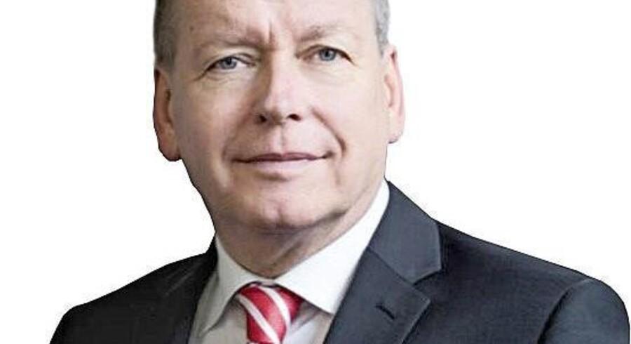 Jens Bærentsen.