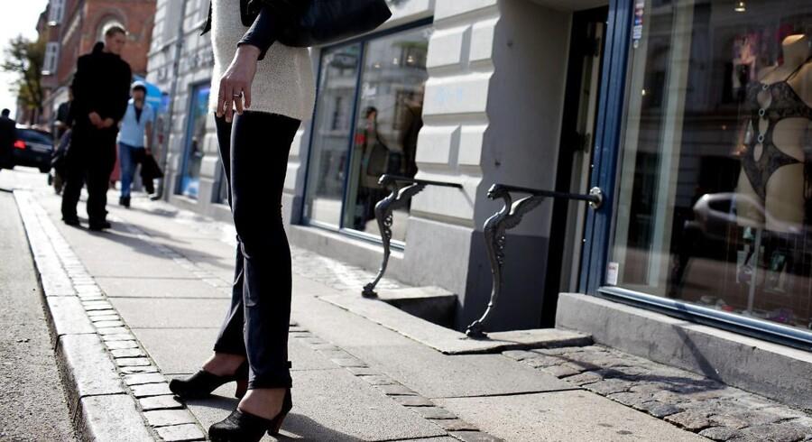 Gadeprostitueret i Istedgade.