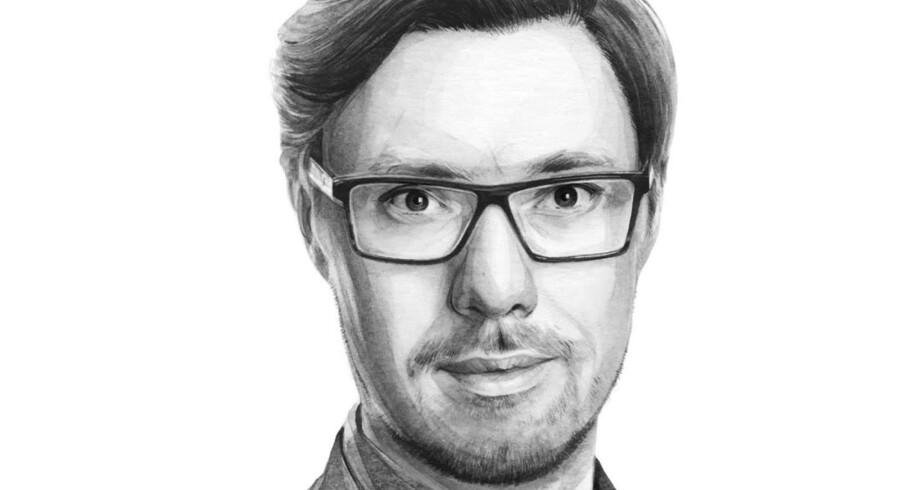 Thomas Conradsen, redaktør for B - Berlingskes daglige kultur- og livsstilsmagasin.