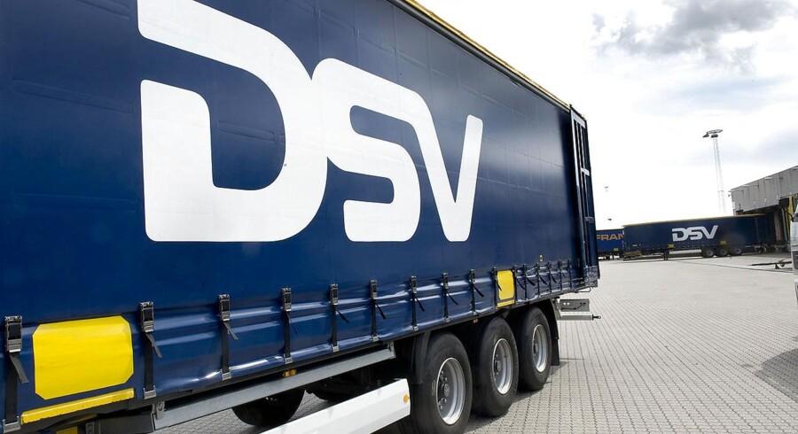 DSV indsnævrer forventningen til et driftsoverskud på 5100-5400 mio. kr. fra 5000-5400 mio. kr. Analytikernes forventninger til 2018 var inden regnskabet et EBIT-overskud på 5269 mio. kr., viser en rundspørge fra Ritzau Estimates.