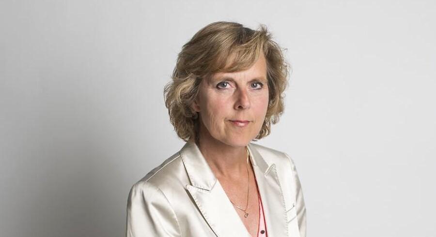 Connie Hedegaard, ny bestyrelsesformand i Berlingske Media.