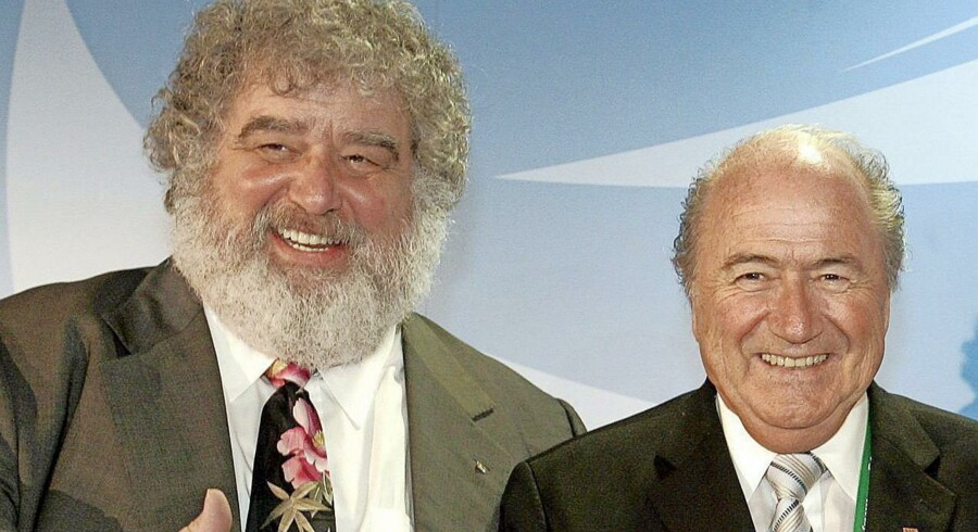 Chuck Blazer (tv) var en af de mænd, der var med til at gøre fodbold stor i USA, og han var med til at modernisere og effektivisere Confederation of North, Central America and Caribbean Association Football (CONCACAF).