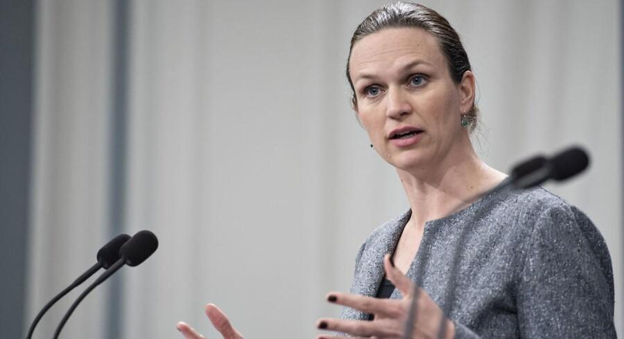 Det er en fornuftig beslutning at trække tilskuddet til Nord-Vest Privatskole, mener undervisningsminister Merete Riisager (LA).