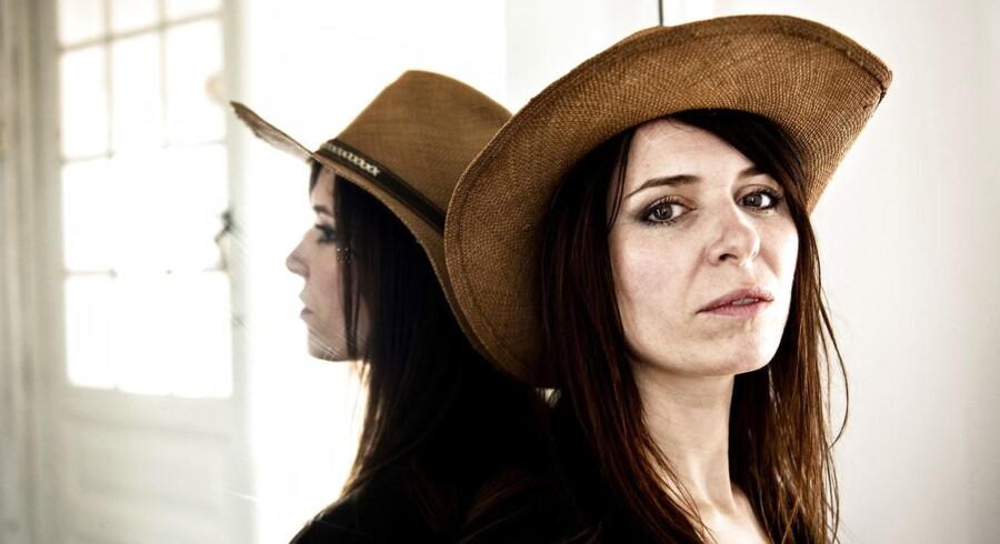Sangerinden Kira Skov fylder 40 år. 6. juni