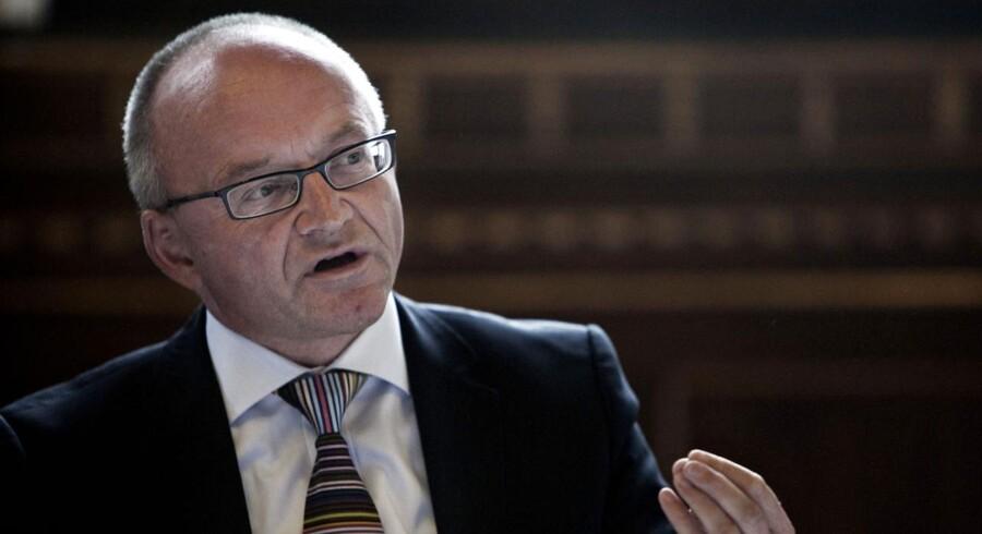 Adm. direktør i PensionDanmark, Torben Møger Pedersen, som bød på aktierne i DONG Energy, er klar til at lade Finansudvalget få indsigt i pensionskassens bud.