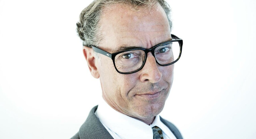 Mads Krogsgaard Thomsen, øverste forskningschef i Novo Nordisk