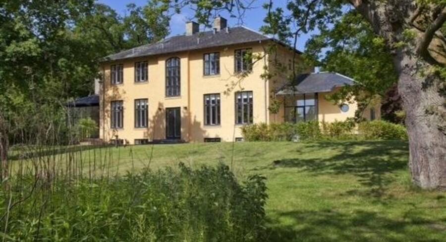 Det koster 720.00 kr. om året at bo i Danmarks dyreste lejebolig. Foto: Housing Denmark