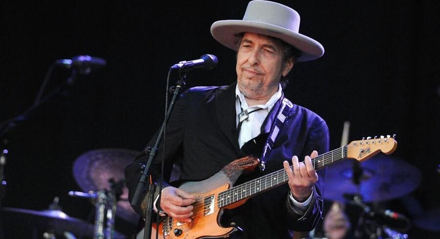 Bob Dylan har netop udgivet endnu et album med gamle Sintra-sange. Det behøvede han nu ikke.... Foto: Scanpix
