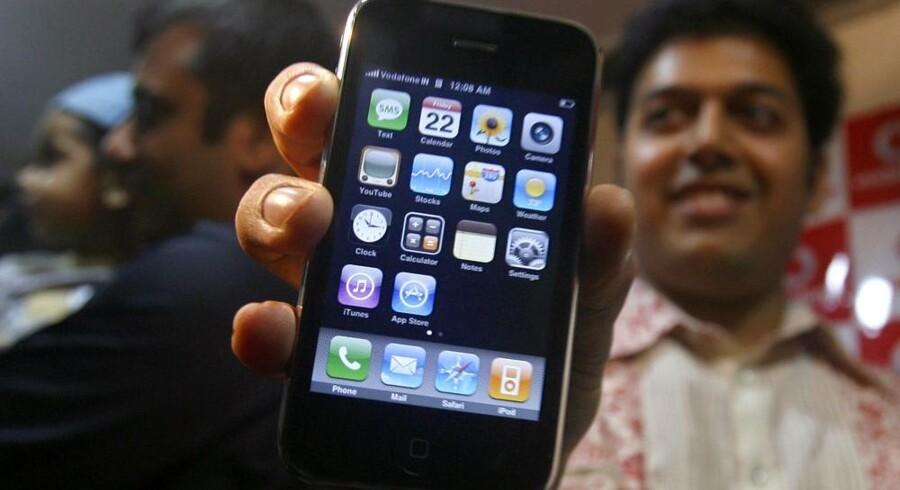 Indien, som er verdens næststørste mobilmarked, åbner snart for 3G-telefoni.
