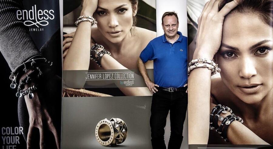 Ulrik Rasch, direktør i Endless Jewelry.